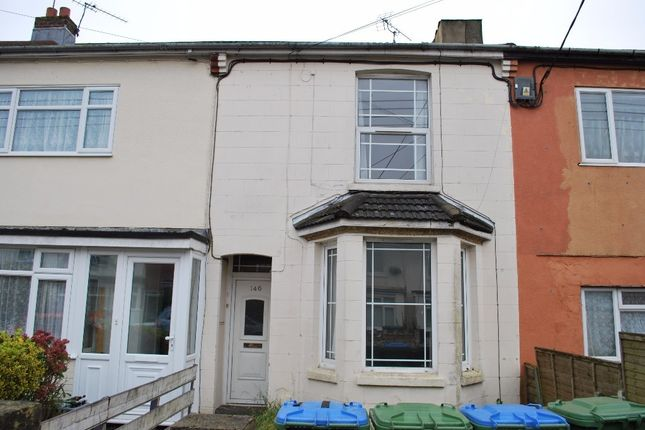 Thumbnail Flat to rent in Ludlow Road, Southampton