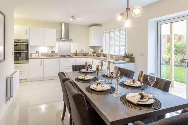 Thumbnail Detached house for sale in Camp Road, Bordon