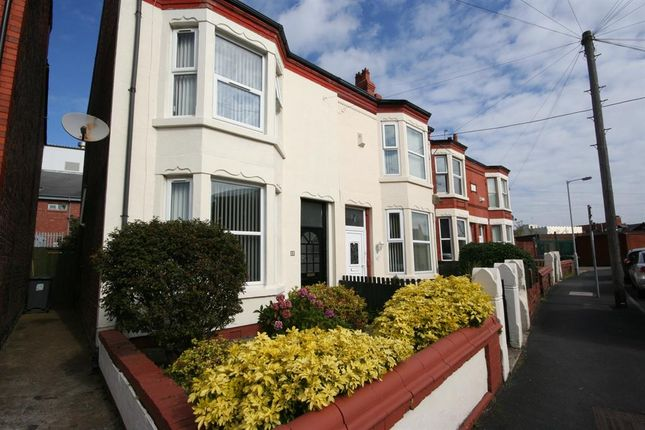 3 bed semi-detached house for sale in Burns Avenue, Wallasey