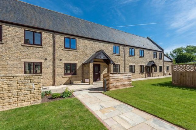 3 bed terraced house for sale in The Wagtail, Meadow Walk, Heathfield, Oxfordshire OX5