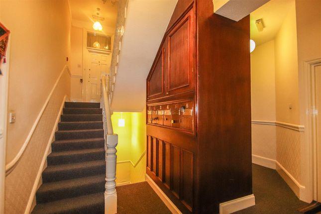 Communal Hallway of Winton Hall, Westcliff Avenue, Westcliff-On-Sea SS0