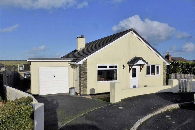 Thumbnail Detached bungalow for sale in Turners Crescent, Hartland, Devon