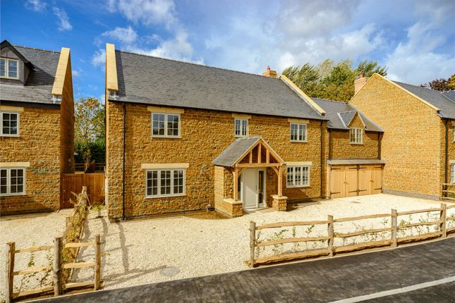 Thumbnail Semi-detached house for sale in Manor Farm Court, Hardwick Road, Priors Marston, Southam