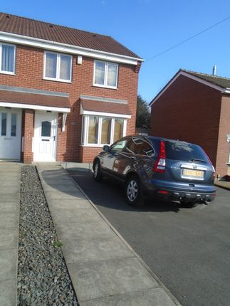 Semi-detached house to rent in Park Road, Mexborough, Doncaster