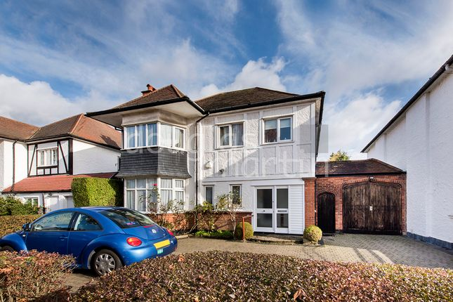 Thumbnail Detached house for sale in Foscote Road, London