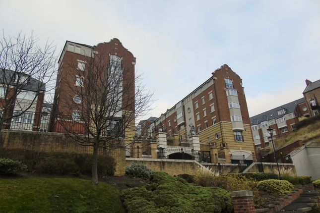 Thumbnail Flat to rent in Union Stairs, North Shields