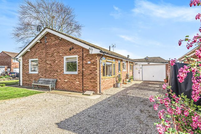 Thumbnail Detached bungalow for sale in Credenhill, Hereford