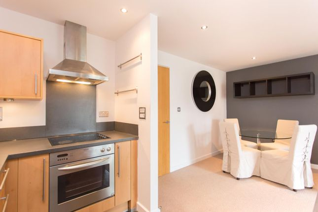 Thumbnail Flat to rent in Riverside West Apartments, Whitehall Road, Leeds