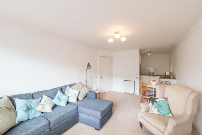 Lounge/Kitchen of Princes Court, Hawthorn Avenue, Eccles, Manchester M30