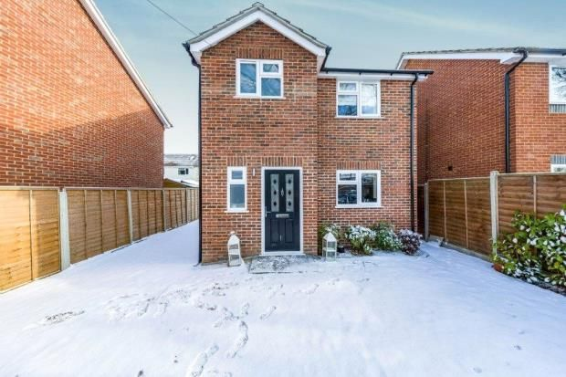 Thumbnail Detached house for sale in Cherrywood Road, Farnborough, Hampshire
