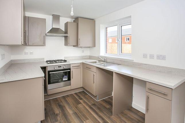 3 bedroom detached house for sale in Raisbeck Close, Carlisle, Cumbria