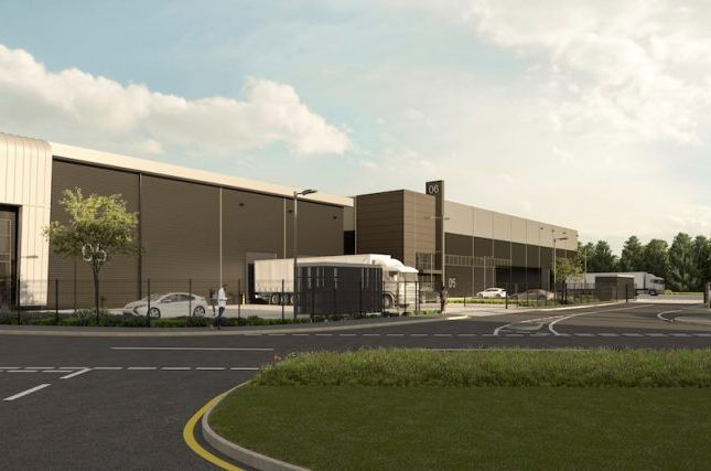 Thumbnail Industrial to let in Quad 2 At Butterfield, Great Marlings, Luton