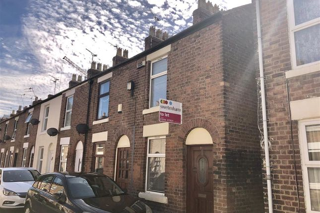 Thumbnail Terraced house to rent in Gloucester Street, Chester