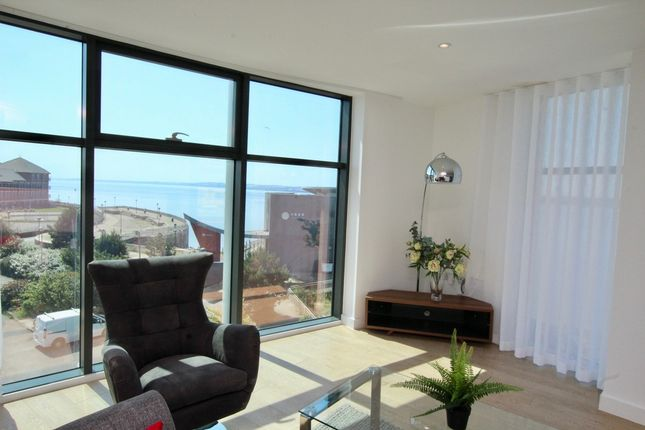 Thumbnail Flat for sale in Riverside Drive, Liverpool
