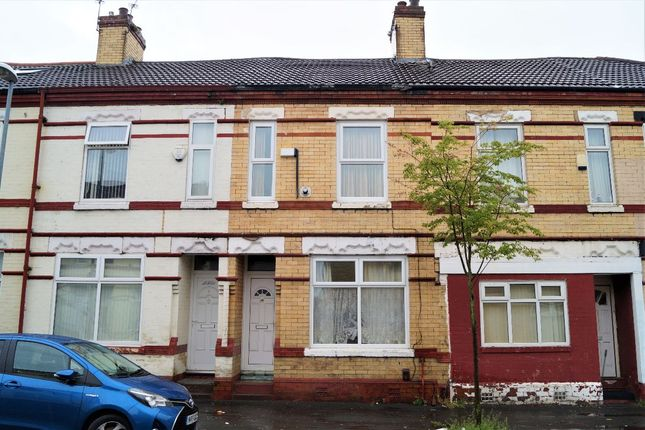 Thumbnail Terraced house for sale in 87 Longden Road, Longsight, Manchester