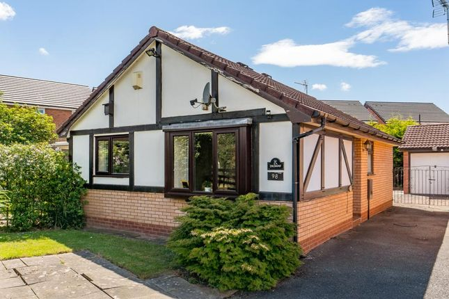 Thumbnail Detached bungalow for sale in Darville, Shrewsbury