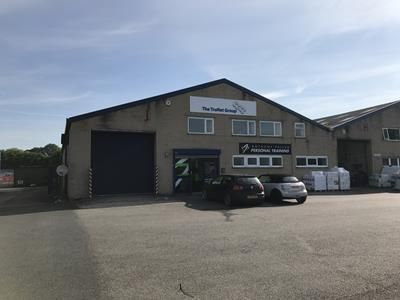 Thumbnail Light industrial to let in Unit I, Westminster Industrial Estate, Measham, Swadlincote