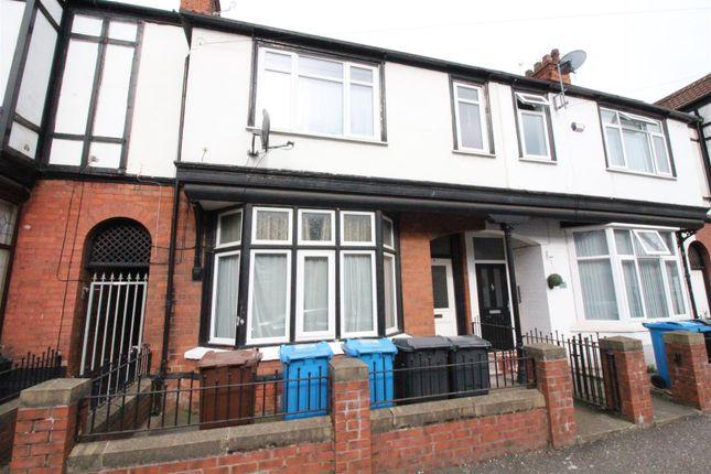 Thumbnail Terraced house for sale in Glencoe Street, Hull