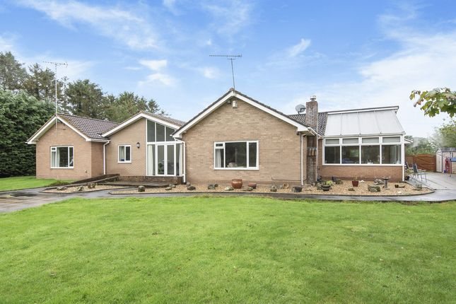 5 bed detached bungalow for sale in Little Meadow, Neston CH64