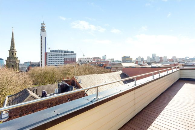 Thumbnail Flat for sale in St. Paul's Chambers, 85 Caroline Street, Birmingham