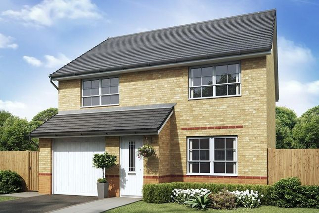 "Thumbnail Detached house for sale in ""Kennford"" at Green Lane, Yarm"