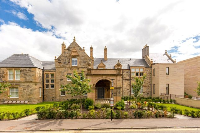 Thumbnail Flat for sale in Ellersly Road, Murrayfield, Edinburgh
