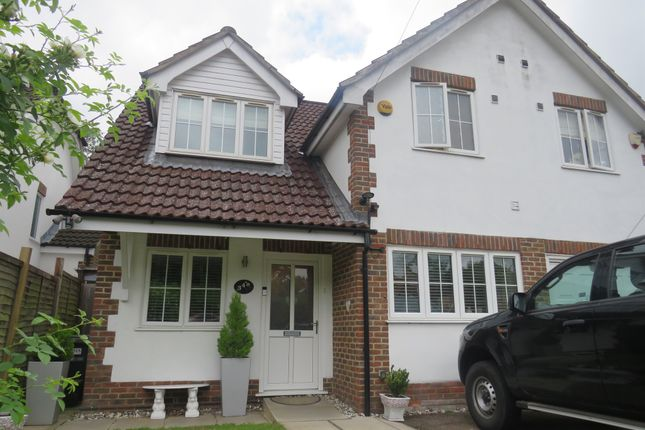 Thumbnail Semi-detached house for sale in Oakwood Road, Bricket Wood, St. Albans