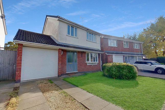 3 bed detached house to rent in Peacroft Lane, Hilton, Derby, Derbyshire DE65