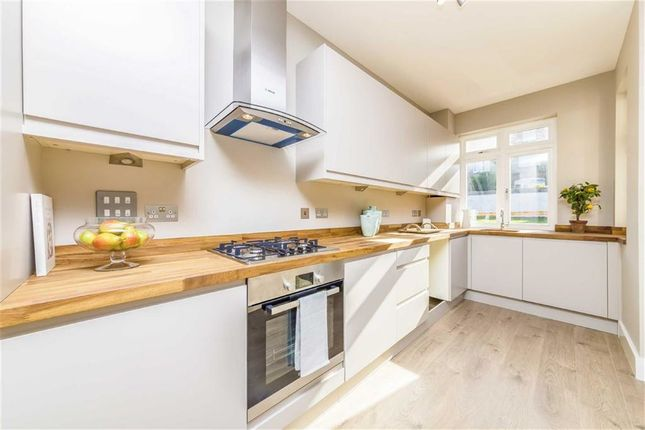 Thumbnail Flat for sale in Ambleside Avenue, London