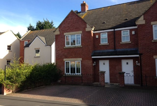Thumbnail Semi-detached house to rent in Turner Square, Morpeth
