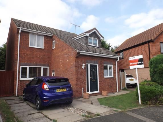 Detached house for sale in Blake Hall Drive, Wickford