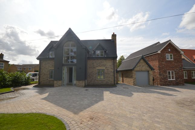 Thumbnail Detached house for sale in Ely Road, Littleport, Ely, Cambridgeshire