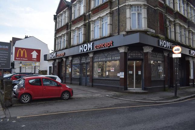 Thumbnail Retail premises to let in Green Lanes, Harringay, London