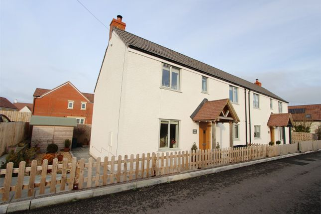 2 bed semi-detached house for sale in Horwood Lane, Wickwar, Wotton-Under-Edge, South Gloucestershire GL12
