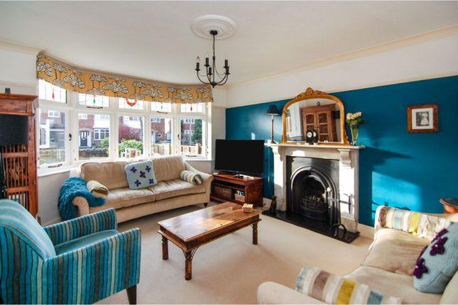 Living Room of Davies Road, West Bridgford, Nottingham NG2