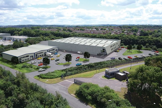 Thumbnail Industrial to let in Trinity Park, Hillmead Drive, Swindon