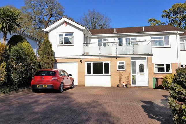 Thumbnail Detached house for sale in Burnett Road, Plymouth, Devon