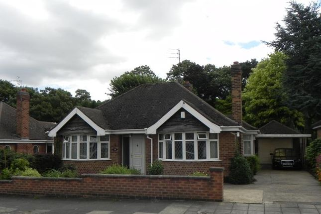 Thumbnail Detached house for sale in Valmont Road, Bramcote, Nottingham
