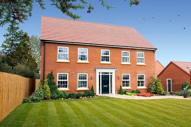 "Thumbnail Detached house for sale in ""Gilthorpe"" at Boroughbridge Road, Knaresborough"