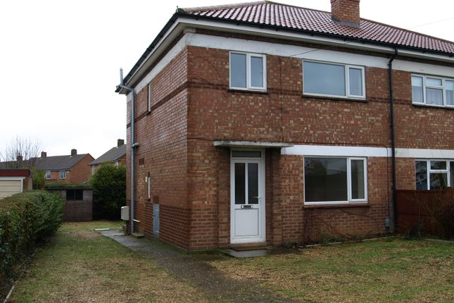 Thumbnail Semi-detached house to rent in London Road, Biggleswade