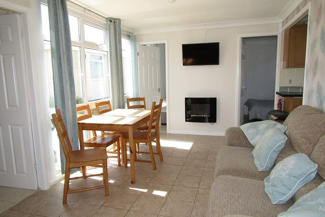 Lounge / Diner of Carmarthen Bay, Holiday Village, Kidwelly, Carmarthenshire. SA17