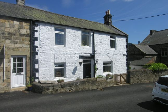 Thumbnail End terrace house to rent in Providence Lane, Rothbury, Morpeth