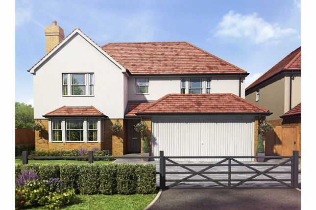 Thumbnail Detached house for sale in Loughton Lane, Theydon Bois, Essex