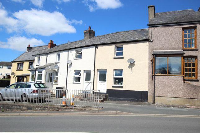 Thumbnail Terraced house for sale in Maendu Street, Brecon