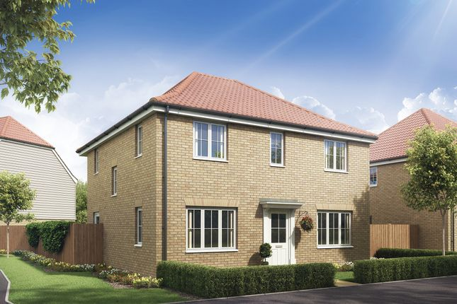 """Thumbnail Detached house for sale in """"The Coniston Corner"""" at Southside, Middridge, Newton Aycliffe"""