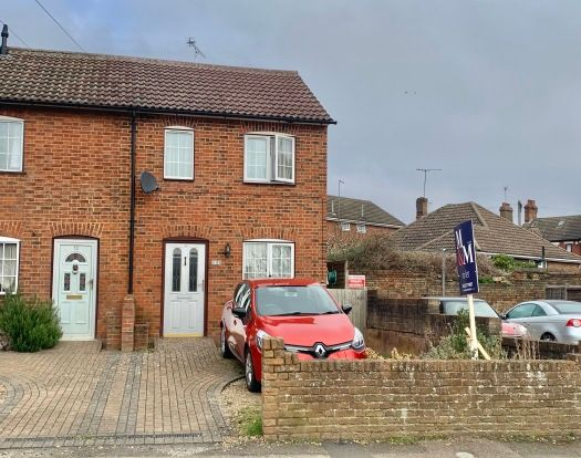 2 bed end terrace house to rent in Soulbury Road, Leighton Buzzard LU7