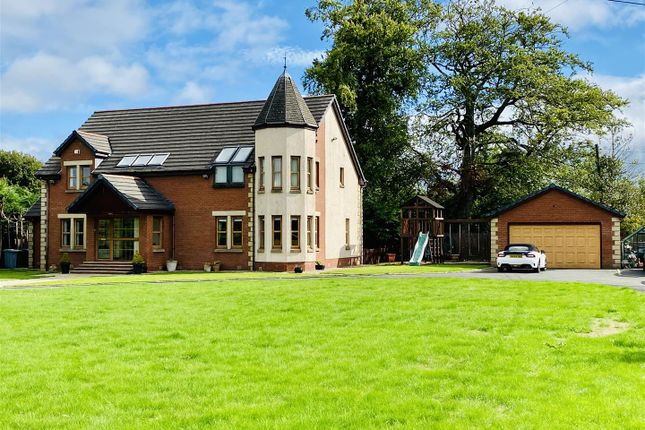 Thumbnail Detached house for sale in Lanark Road End, Larkhall