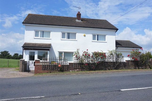 Detached house for sale in Monmouth Road, Raglan, Monmouthshire