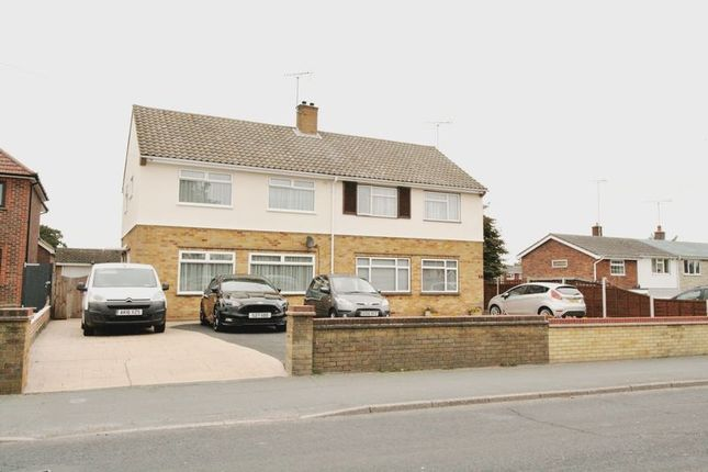 Thumbnail Semi-detached house for sale in Friars Court, Abbots Road, Colchester