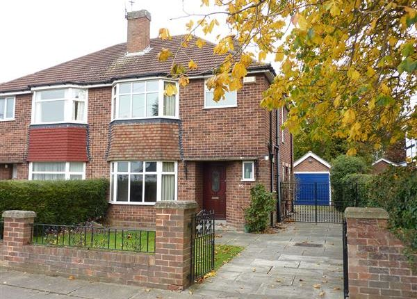 Thumbnail Semi-detached house for sale in Allestree Drive, Scartho, Grimsby